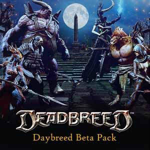 Buy Deadbreed Daybreed Beta Pack CD Key Compare Prices