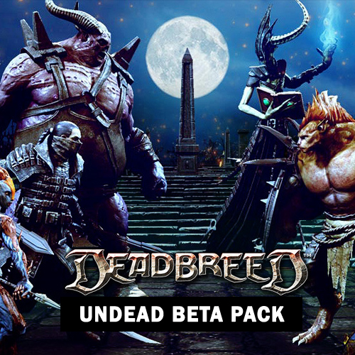Buy Deadbreed Undead Beta Pack CD Key Compare Prices