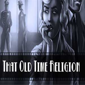Deadlands Noir That Old Time Religion