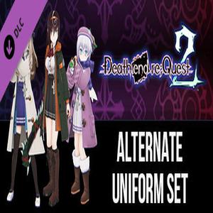 Death end reQuest 2 Alternate Uniform Set