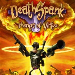 Buy DeathSpank Thongs of Virtue CD Key Compare Prices
