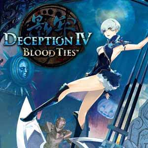 Buy Deception 4 Blood Ties PS3 Game Code Compare Prices