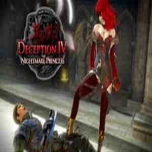 Deception 4 The Nightmare Princess