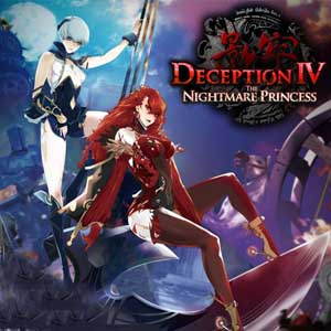 Buy Deception 4 The Nightmare Princess PS4 Game Code Compare Prices