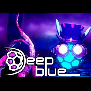 Deep Blue 3D Maze