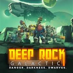 Buy Deep Rock Galactic Xbox Series Compare Prices