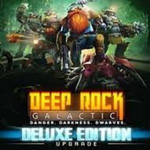 Deep Rock Galactic Deluxe Upgrade