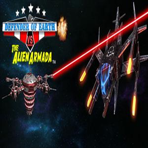 Defender of Earth Vs the Alien Armada