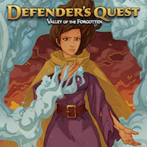 Defender's Quest Valley of the Forgotten DX