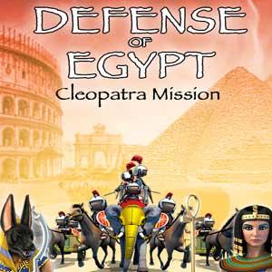 Defense of Egypt Cleopatra Mission