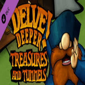 Delve Deeper Treasures And Tunnels