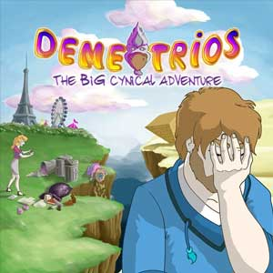Buy Demetrios The BIG Cynical Adventure Xbox One Compare Prices