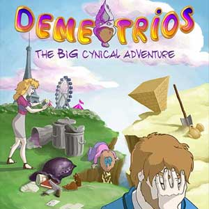 Buy Demetrios The BIG Cynical Adventure CD Key Compare Prices