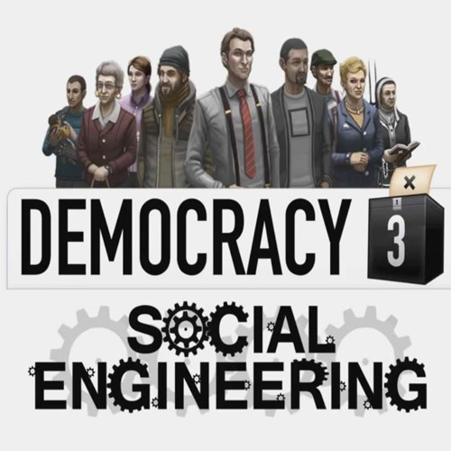 Buy Democracy 3 Social Engineering CD Key Compare Prices