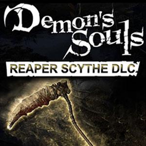 Demon's Souls Reaper Scythe