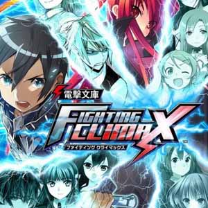 Buy Dengeki Bunko Fighting Climax PS3 Game Code Compare Prices