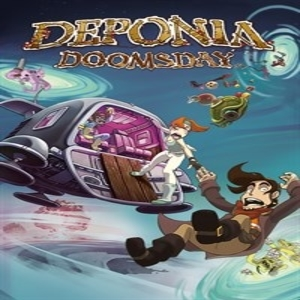 Buy Deponia Doomsday Xbox One Compare Prices