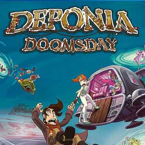Buy Deponia Doomsday PS4 Compare Prices