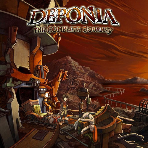 Buy Deponia The Complete Journey CD Key Compare Prices