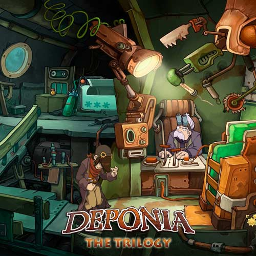 Buy Deponia Trilogy CD KEY Compare Prices