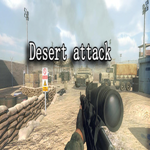Buy Desert attack CD Key Compare Prices