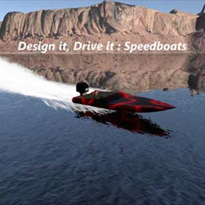 Buy Design it Drive it Speedboats CD Key Compare Prices