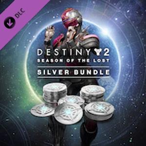 Destiny 2 Season of the Lost Silver Bundle