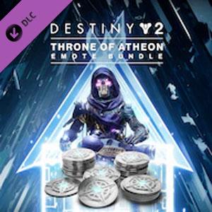 Destiny 2 Throne of Atheon Emote Bundle