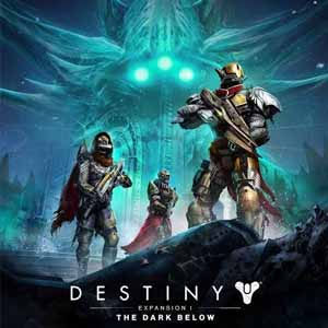 Buy Destiny Expansion 1 The Dark Below Xbox One Code Compare Prices