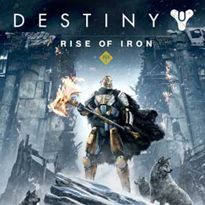 Buy Destiny Rise of Iron PS4 Game Code Compare Prices