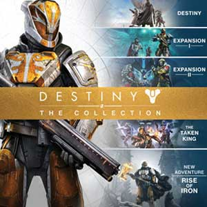 Buy Destiny The Collection Xbox One Code Compare Prices