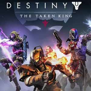 Buy Destiny The Taken King PS4 Game Code Compare Prices