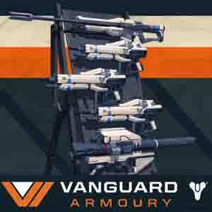 Destiny Vanguard Armory