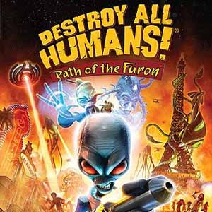 Buy Destroy All Humans-Path of the Furon Xbox 360 Code Compare Prices