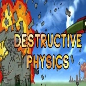 Destructive Physics Destruction Simulator