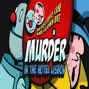 Buy Detective Case and Clown Bot in Murder in The Hotel Lisbon Nintendo Switch Compare Prices