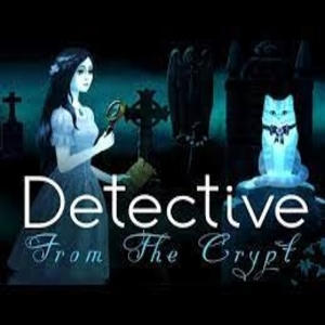 Detective From The Crypt
