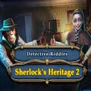 Detective Riddles  Sherlocks Heritage 2