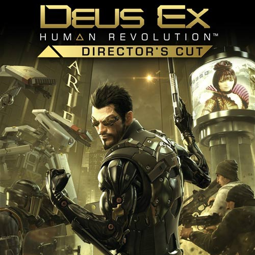 Buy Deus Ex Human Revolution Directors Cut PS3 Game Code Compare Prices