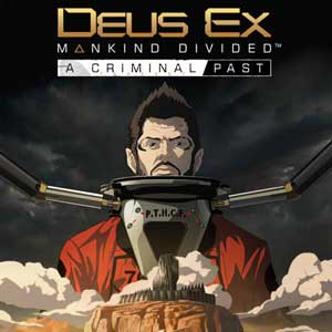 Buy Deus Ex Mankind Divided A Criminal Past CD Key Compare Prices