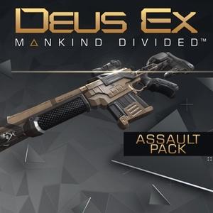 Deus Ex Mankind Divided Assault Pack