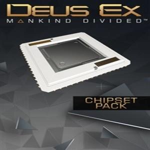 Deus Ex Mankind Divided Breach Chipset Pack