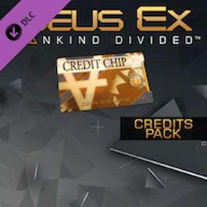 Deus Ex Mankind Divided Credits Pack