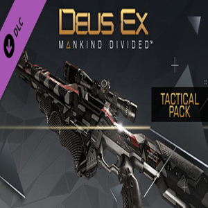 Deus Ex Mankind Divided DLC Tactical Pack