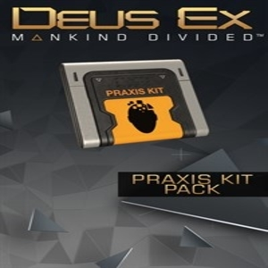 Buy Deus Ex Mankind Divided Praxis Kit Pack Xbox One Compare Prices