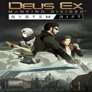Buy Deus Ex Mankind Divided System Rift Xbox One Compare Prices