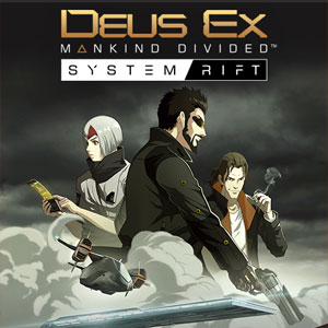 Buy Deus Ex Mankind Divided System Rift PS4 Compare Prices