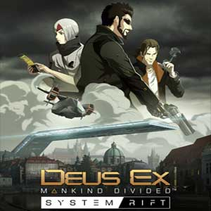 Buy Deus Ex Mankind Divided System Rift CD Key Compare Prices