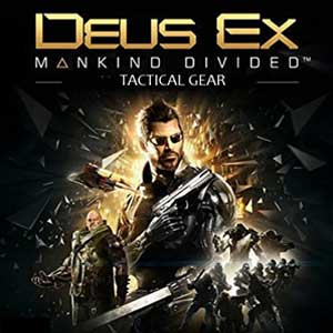 Buy Deus Ex Mankind Divided Tactical Gear CD Key Compare Prices