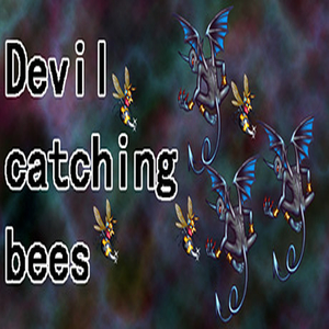 Devil catching bees